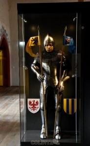 Gut bewacht von Rittern