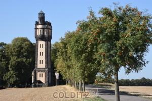 Geringswalde - der Friedrich-August-Turm
