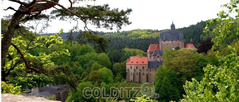 Burg Kriebstein - die schönste Ritterburg