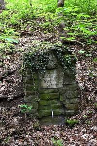 Der Gesundbrunnen - versiegte