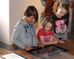 Geschichte auf moderne Art erklärt - kein Problem für Kinder