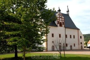 Die Klosterkirche Buch