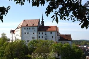 Das über 1000 Jahre alte Gemäuer - Schloss Colditz