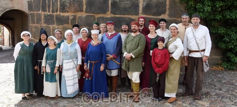 Burgalltag zu Gast auf Mildenstein