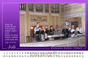 Kirchenchor Zschirla / Erlbach
