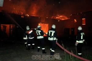 Brand in Koltzschen 2006