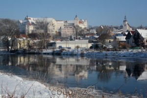 Winter in Colditz