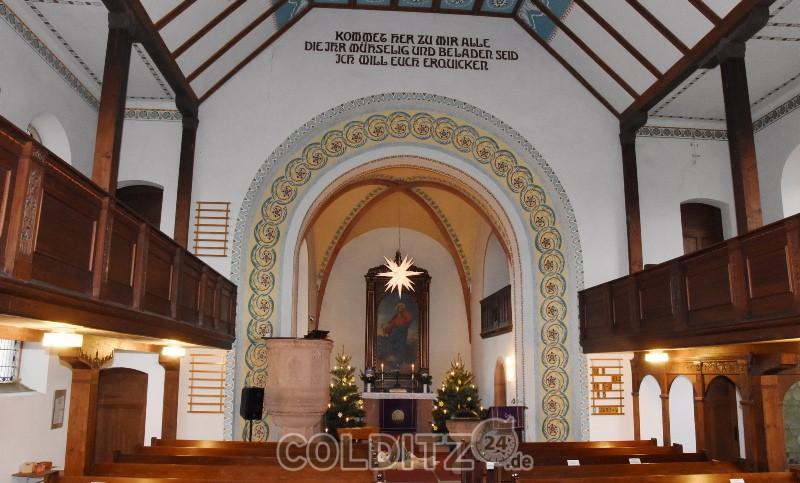 Alles für den Weihnachtsgottesdienst 2020 in der Collmener Kirche