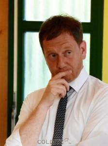Sachsens MP Michael Kretschmer