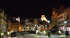 Weihnachtlicher Markt in Colditz