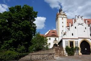 Das Schloss Colditz