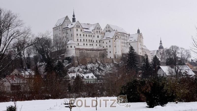 Trübe Stimmung über Colditz
