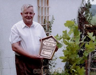 Xaver Demmler zu seinem 60. Geburtstag