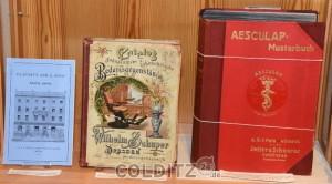 Originale Bücher der Zahnmedizin