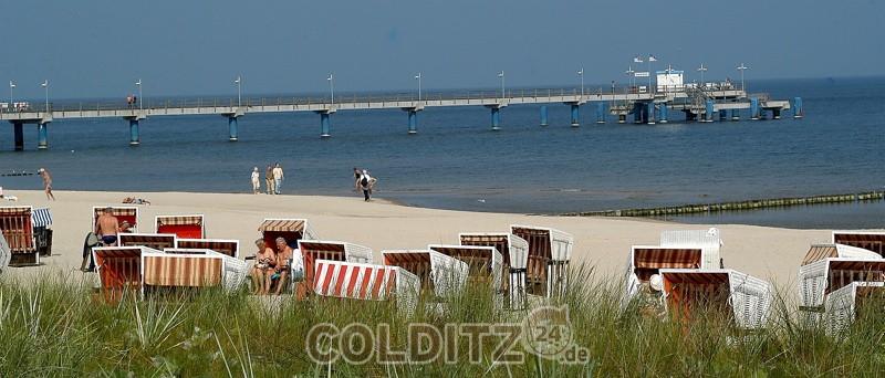 Ostseestrand Insel Usedom