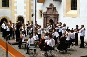 Das Kulturzentrum Schloss Colditz