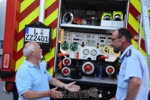 2 Feuerwehrexperten im Disput...