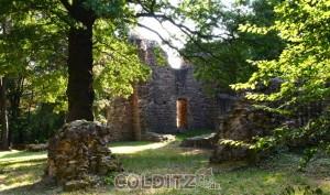 Schloss Osterlant nahe Oschatz