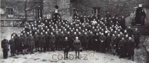 Französische Gefangene des Oflg IV C