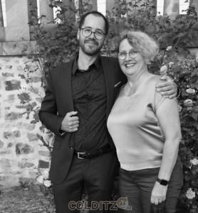 Als Dirigent war in diesem Jahr Emiliano Sampaio arrangiert, daneben die Projektleiterin Ulrike Kirchberg